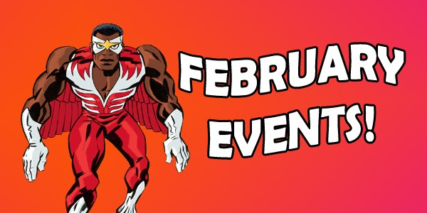 February Events